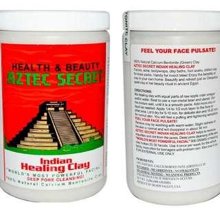 Authentic Aztec Secret Indian Healing Clay