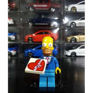 LEGO Homer Simpson Series 2 Minifigure