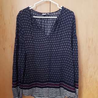 Gap spring/summer blouse