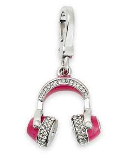 全新 Juicy Couture Headphone charm (連盒)