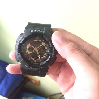 Baby-g authentic