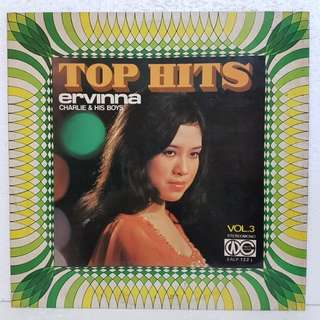 Ervinna - Top Hits Vol 3 Vinyl Record