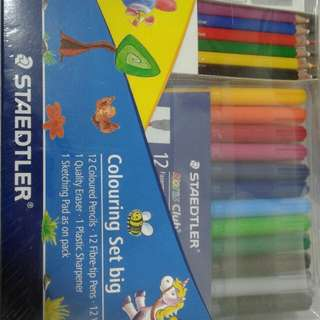 Staedtler Colouring Set Big