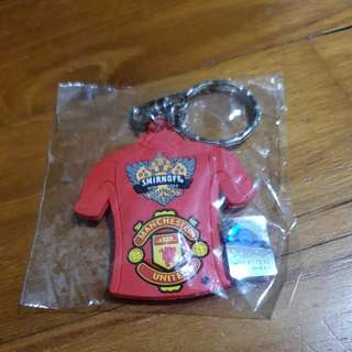 Manchester key chain