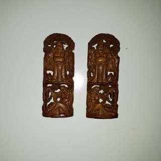 Mata puteh wooden crafted longsan