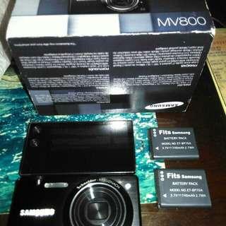 Samsung mv800 照相機