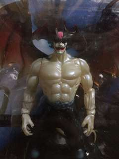 DEVIL MAN 惡魔人 可動figure(珍珠色)非合金