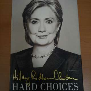 Hillary: Hard Choices