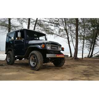 Toyota Land Cruiser Auto