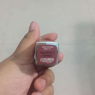 Maybelline powder matte