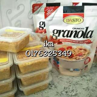 Crunchy Granola Oat