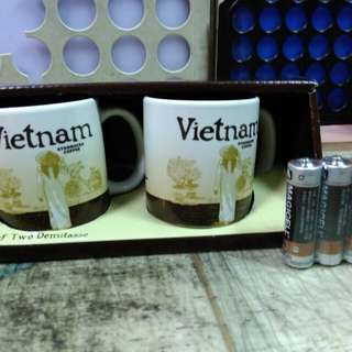 星巴克 咖啡杯 越南