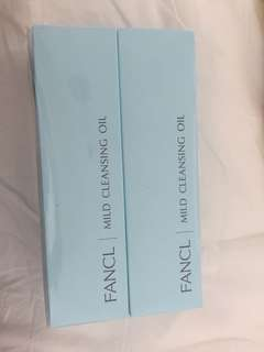 Fancl 卸妝油 日本正貨