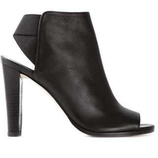 Stuart Weitzman peep toe booties hereitis style size 8 **price drop