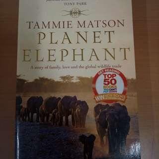 Tammie Matson: Planet Elephant
