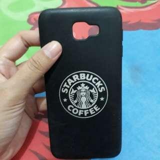 Softcase Starbucks Samsung Galaxy J5 Prime