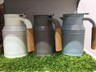 日本 mosh! 不鏽鋼保溫保冷壺
