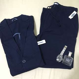 BNWT Old navy pants and coat