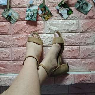 Brown Heels 2inches