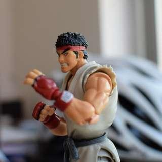 Shf street fighter ryu