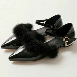 Flatshoes Feathers RH02 DS
