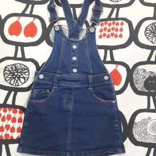 Overall for girls