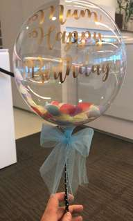 生日氣球(現貨) 送禮佳品