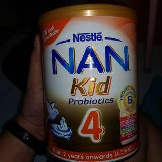 Nestle NAN kid probiotics 4