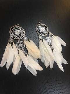 Badminton earring