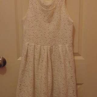 White Dress. 😀