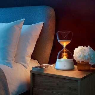 浪漫創意沙漏居家擺設小夜燈