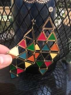 Prism earring egypt