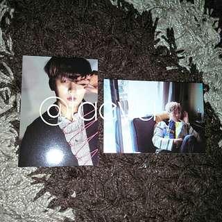 17's Seungkwan Director cut Album Photocard Kinho Ver.
