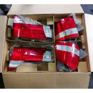 Toyota Alphard ANH10 Tail Rear Lamp Original