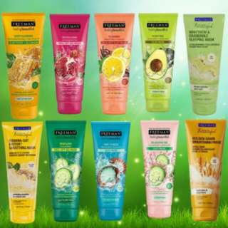 Freeman mask ori 100% (175ml)