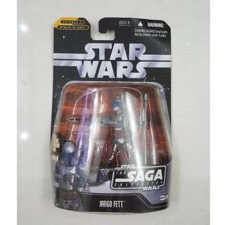 Star Wars: The Saga Collection Jango Fett