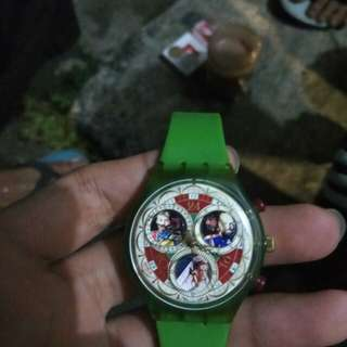 Swatch chrono 1991
