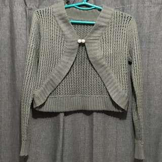 Croptop Knit