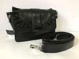 Topshop Black Crossbody Bag