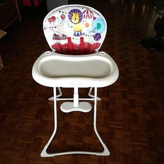 GRACO Tea Time High Chair UNUSED