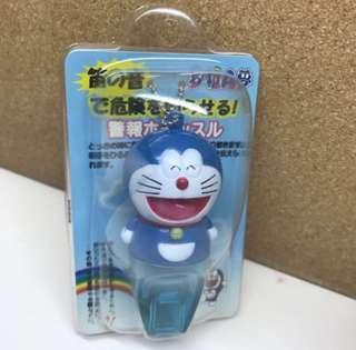 小叮噹 哆啦A夢哨子 吊飾 鑰匙圈(日本購入)