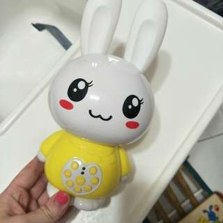 幼福兔子故事機
