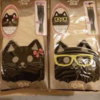 日本製貓咪絲襪