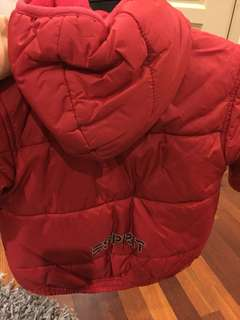 Esprit Toddler Thick Jacket (unisex)