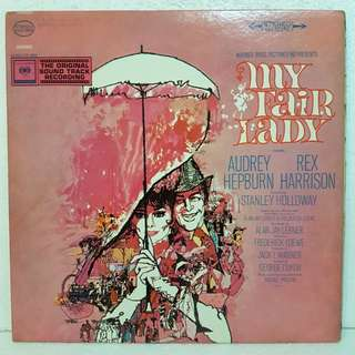 My Fair Lady OST Vinyl Record