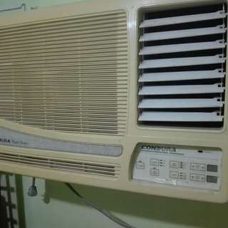 Condura window type aircondition 1.5 hp
