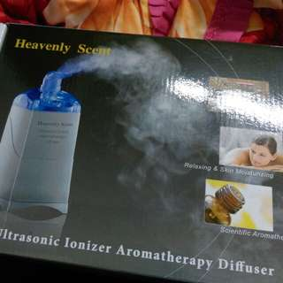 Heavenly Scent水氧機