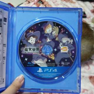 PS4小魔女學園