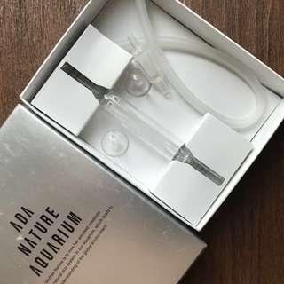 ADA CO2 Glass Bubble Counter