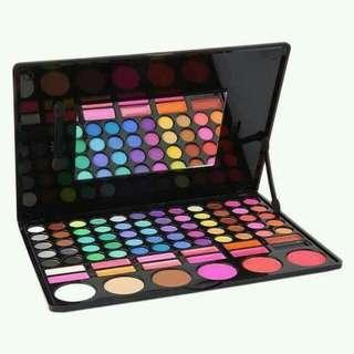 78 colors palette